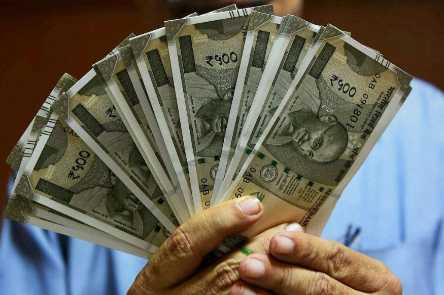 Rupee Recovers 5 Paise Against US Dollar