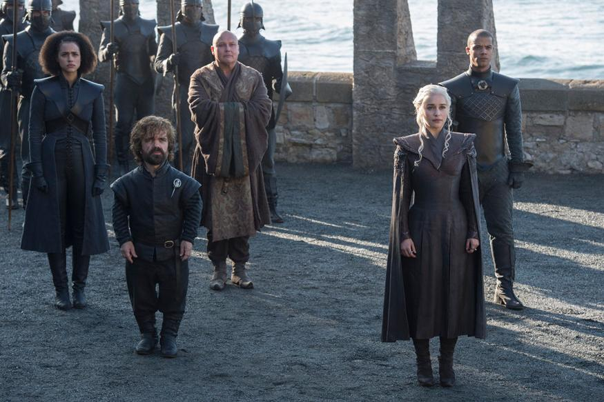 GoT Season 7 Ep 1: Dragonstone Marks the Beginning of The End