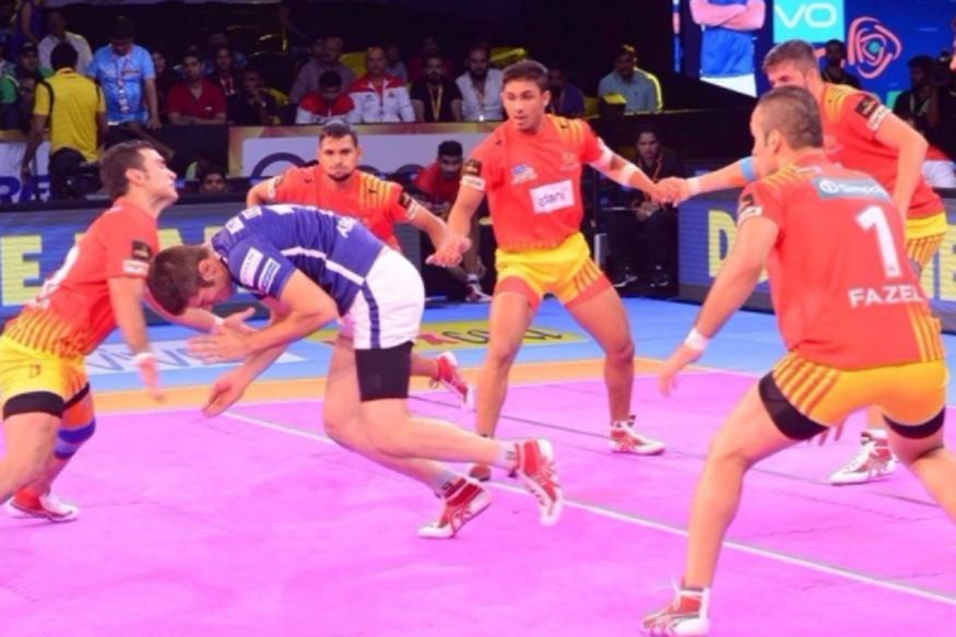 Pro Kabaddi League 2017: Gujarat Fortunegiants vs U Mumba - As It Happened