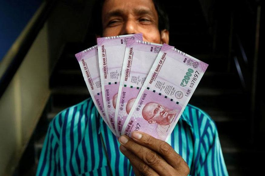 Rupee Down 9 Paise Against Dollar at 64.65