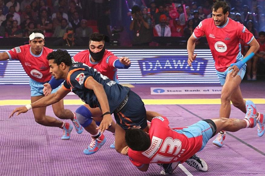 Pro Kabaddi League 2017, Jaipur Pink Panthers vs Dabang Delhi Highlights: As It Happened