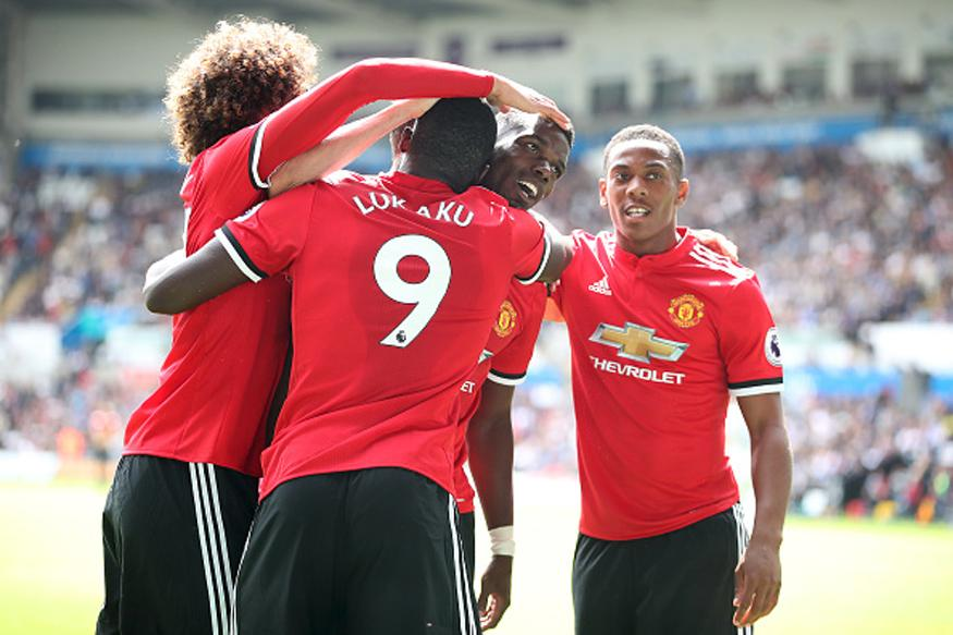 Lukaku, Pogba on Target as Manchester United Demolish Swansea