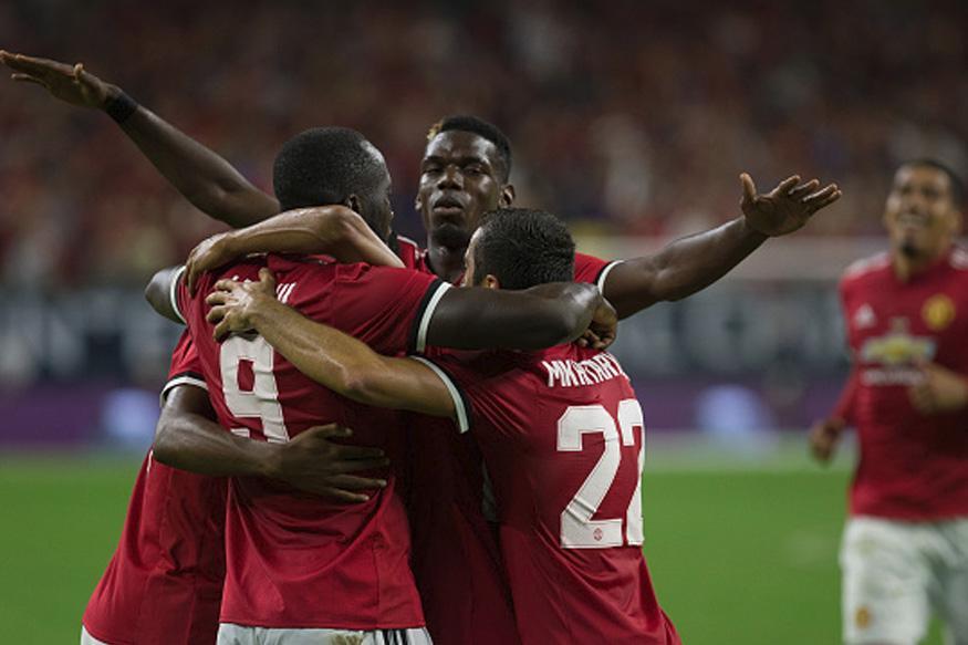Lukaku, Rashford on Target as United Beat City