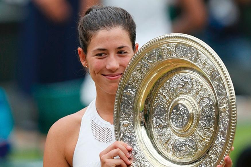 Wimbledon 2017: Muguruza Stuns Venus Williams to Clinch Title