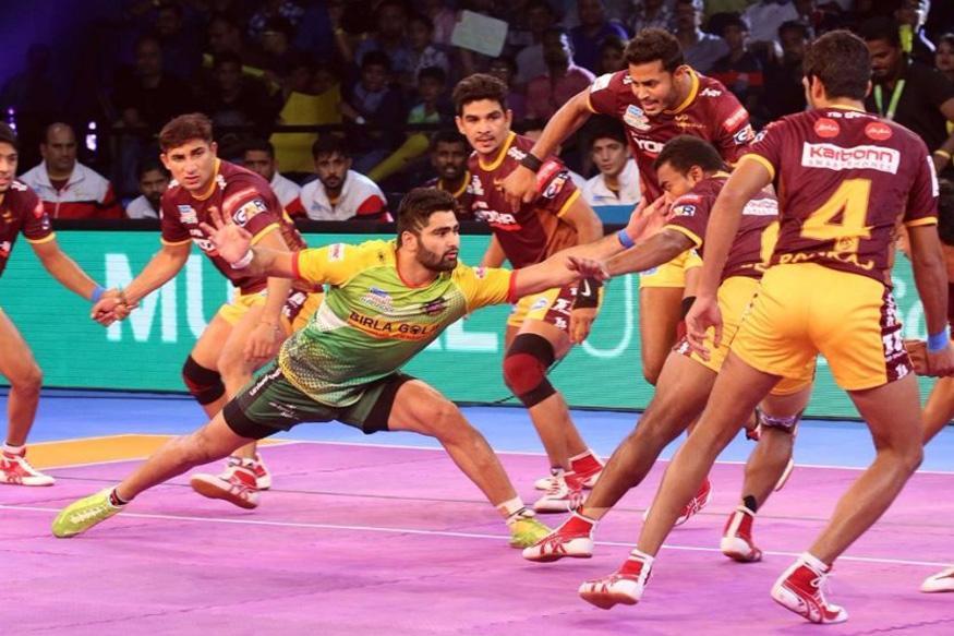 Pro Kabaddi League 2017, Telugu Titans vs Patna Pirates Highlights: As It Happened