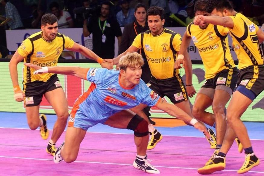 Pro Kabaddi 2017 Points Table, Season 5 Highlights: PKL Match Results So Far