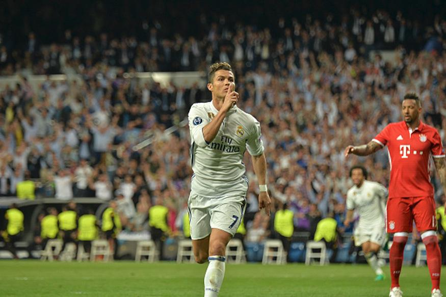 Champions League: Hat-Trick Hero Ronaldo Powers Madrid into Semis