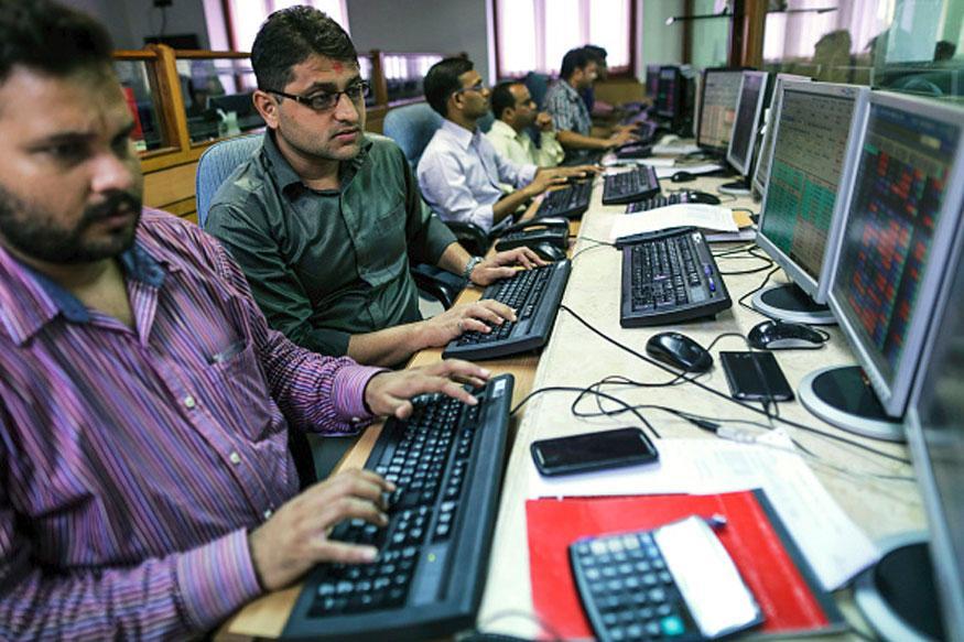 Nifty Closes at 10,000 Peak, Sensex at Record High Amid Global Rally