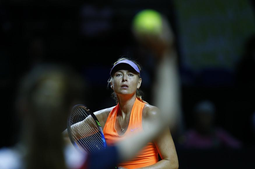 Stuttgart Open: Maria Sharapova Marks Comeback From Ban With Win