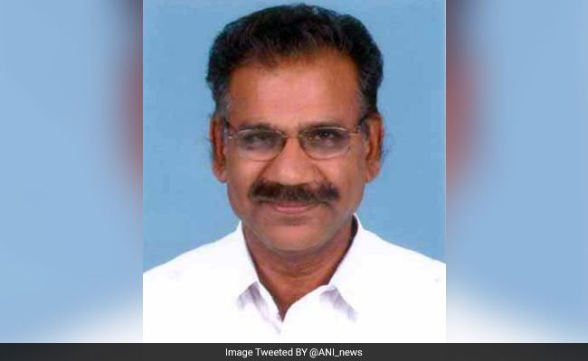Case Filed Against Former Kerala Minister In Lewd Phone Chat Scandal