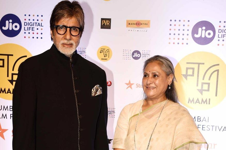 Proud Moment For All Of Us: Big B on Jaya Bachchan Winning Best Parliamentarian Award