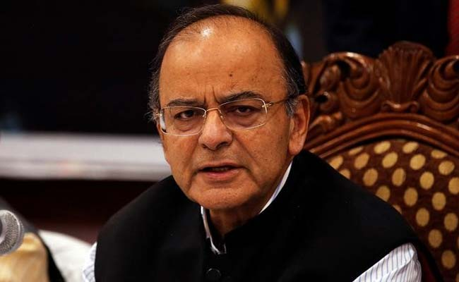 GST Will Help In Evolving India As Tax-Compliant Society: Finance Minister Arun Jaitley