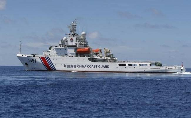 Philippine Fishermen Accuse China Of Firing On Vessel