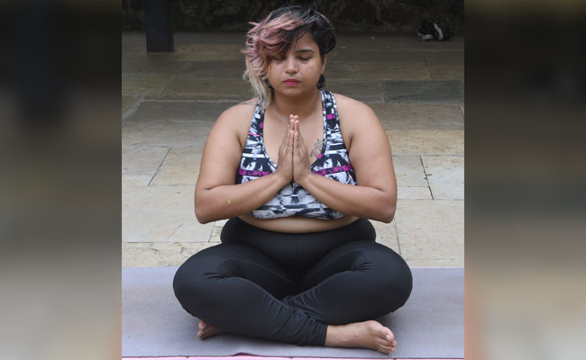 Dolly Singh, Plus-Sized, Takes On Trolls With Her Yoga Videos