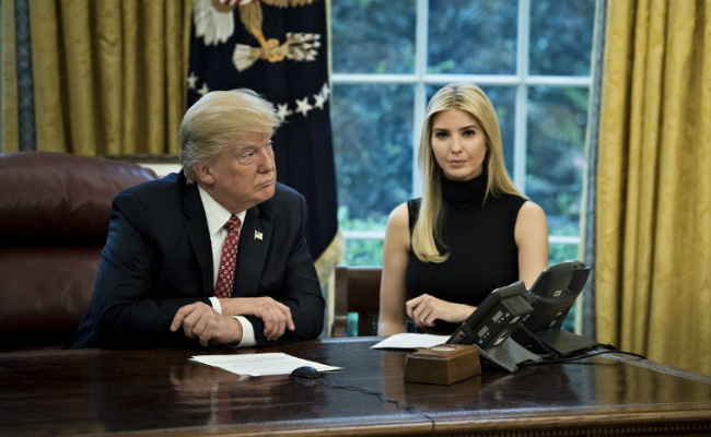 Before Ivanka Trump, Other Presidential Daughters Also Wielded Influence And Power At The White House