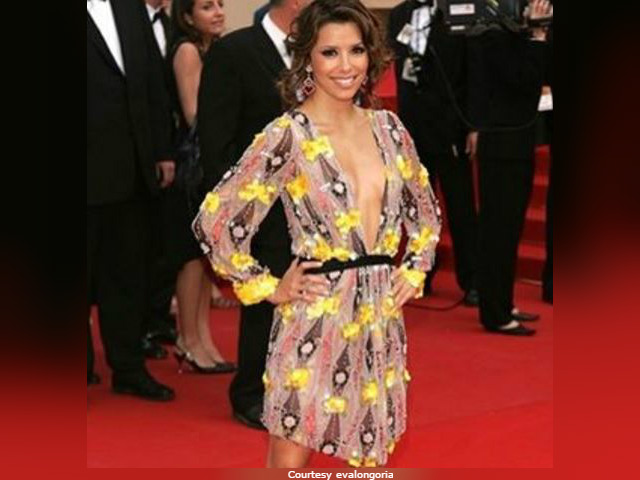 Cannes Film Festival: Eva Longoria Once Wore Her Dress Backwards By Mistake