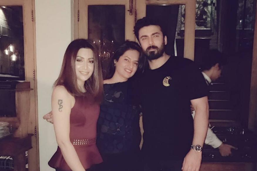 Inside Photos of Fawad Khan's Wife Sadaf's Birthday Bash Are Out