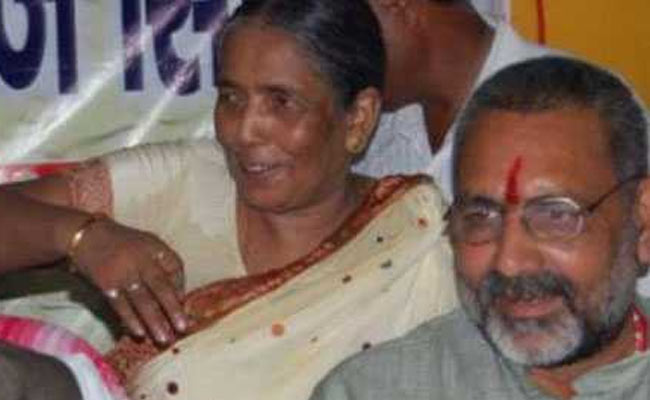 In Bihar's NGO Scam, Union Minister Giriraj Singh Pitches Fervent Defence