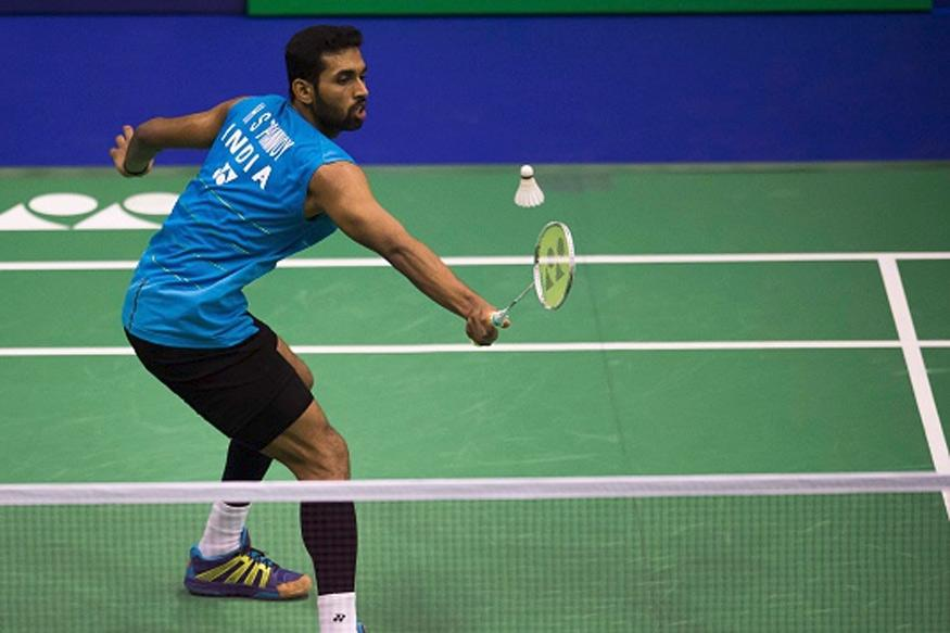 Prannoy, Kashyap, Sourabh, Siril Enter pre-quarters of NZ Open