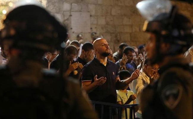 Jerusalem On Alert As Religious Tensions Rise Over Holy Site