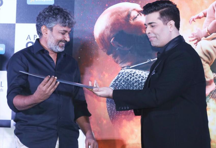 Proud and Privileged to be a Part of Baahubali's Journey: Karan Johar