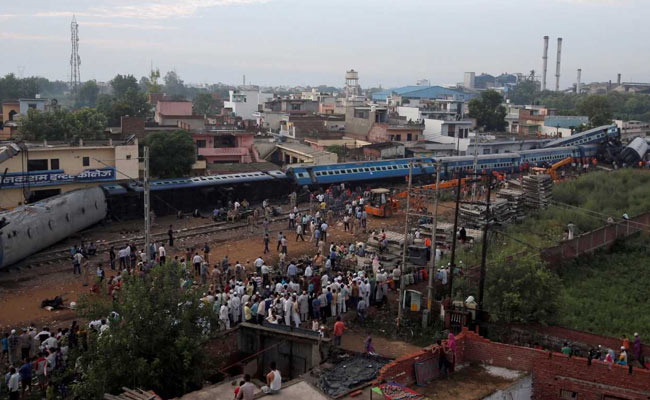In Utkal Express Accident, Railways Lose One Of Its Own