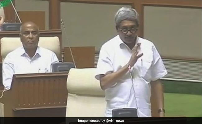 Goa Chief Minister Manohar Parrikar Says Agreement To Nationalise Rivers In Goa To Be Signed Soon