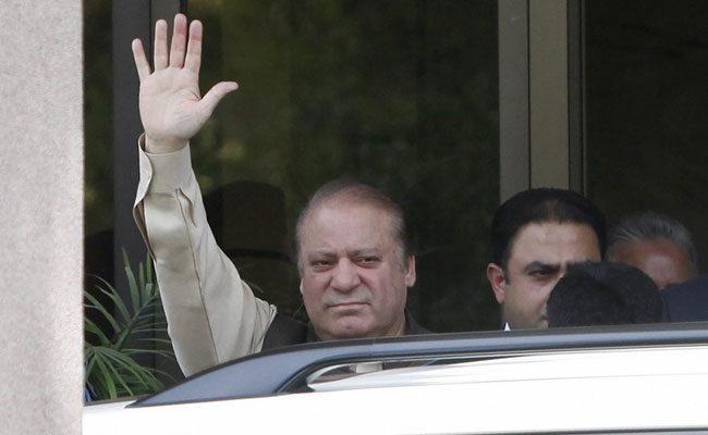 Nawaz Sharif Terms Ouster As 'Joke', Asks People To Stand By Him
