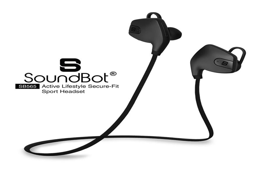 SoundBot SB565 Bluetooth Earphones Launched For Rs 1,990