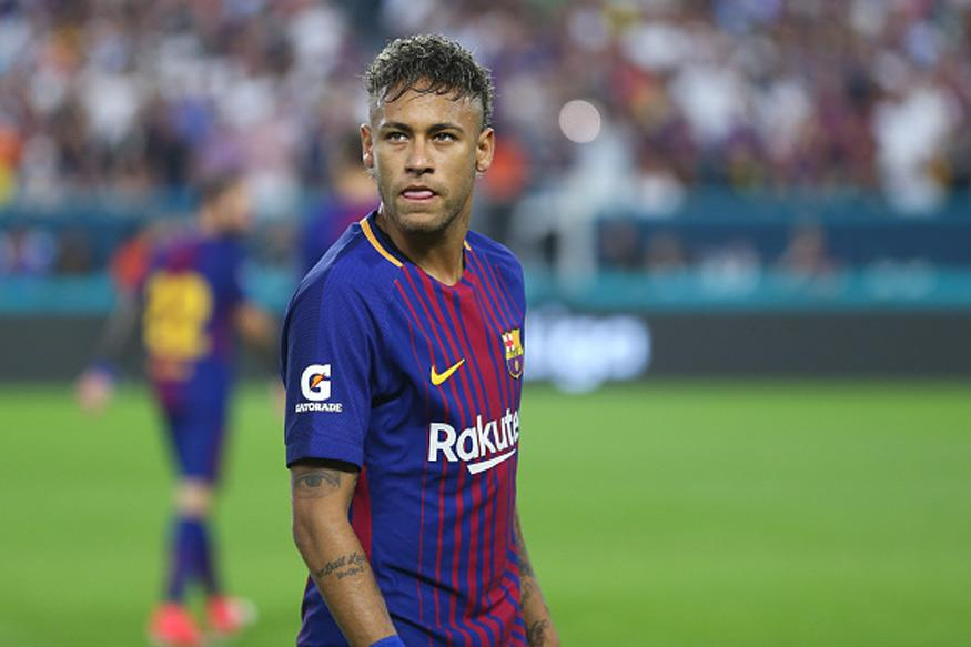 Neymar Expresses Desire to Leave, FC Barcelona Issue Statement