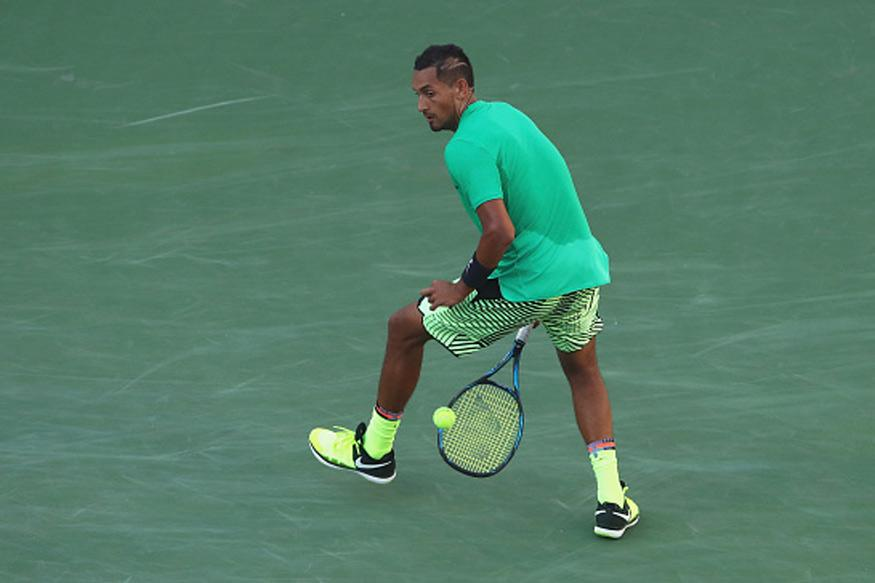 Indian Wells: Nick Kyrgios Topples Defending Champ Novak Djokovic