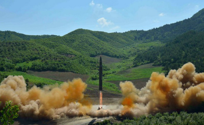Pakistan Expresses Concern Over North Korea's Long-Range Nuclear Missile