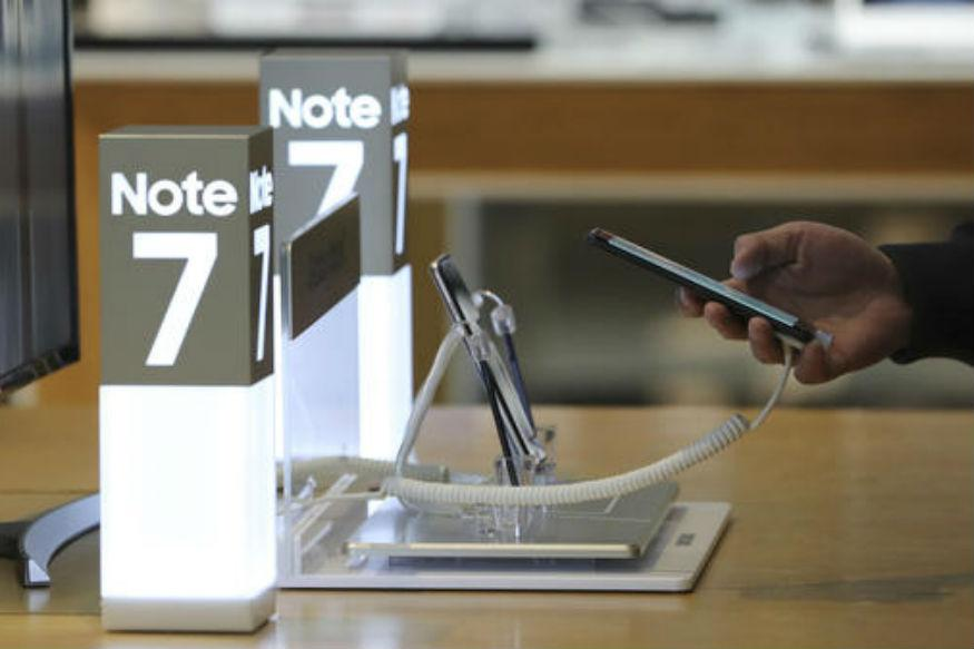 Refurbished Note 7 Coming Back to South Korea in June