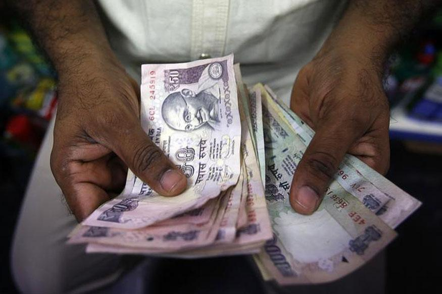 Rupee Weakens by 5 Paise on Strong Dollar Demand