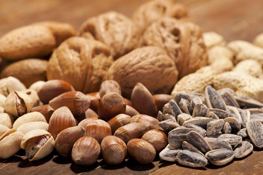 Certain Nuts May Help Ward Off Return of Colon Cancer