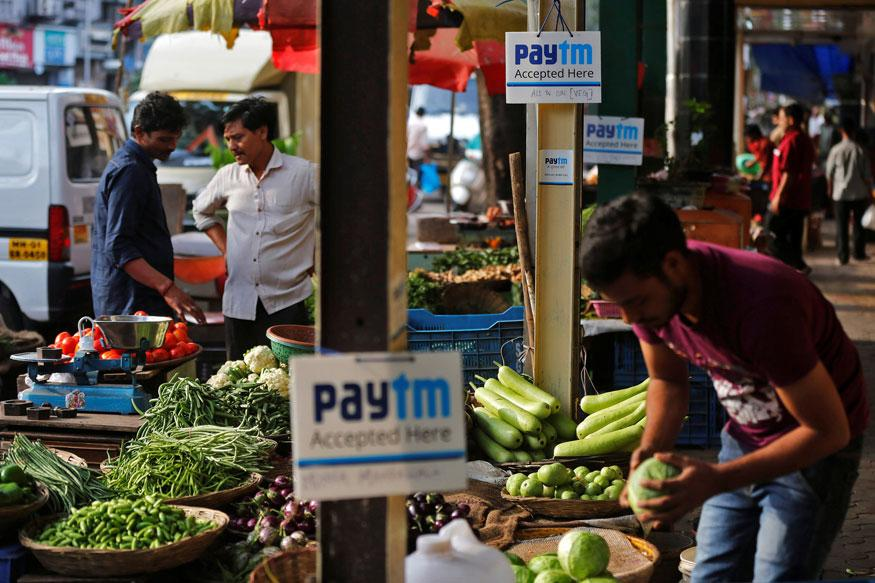 Paytm Raises $1.4 Billion From SoftBank