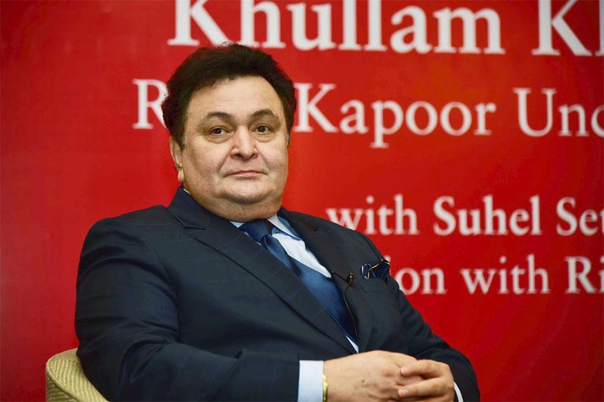 BMC Issues Notice to Rishi Kapoor For Trimming a Tree in His Compound