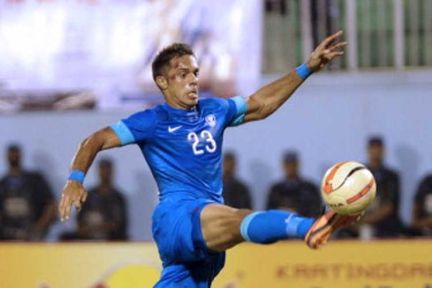 Tri-nation Football: India Rally to Beat Mauritius 2-1
