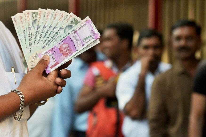 Rupee Goes up 11 Paise to 64.34 Against US Dollar