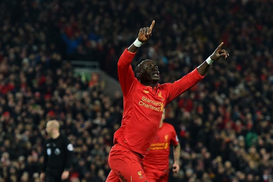Sadio Mane Strikes as Liverpool Edge Crystal Palace 1-0