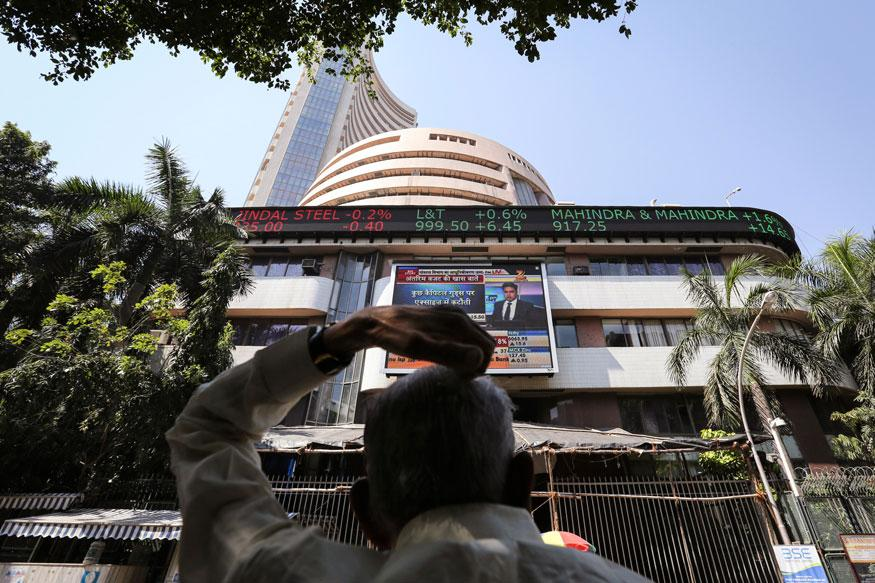 Sensex Hits Life-time High of 32,131.92, Nifty Scales New Peak