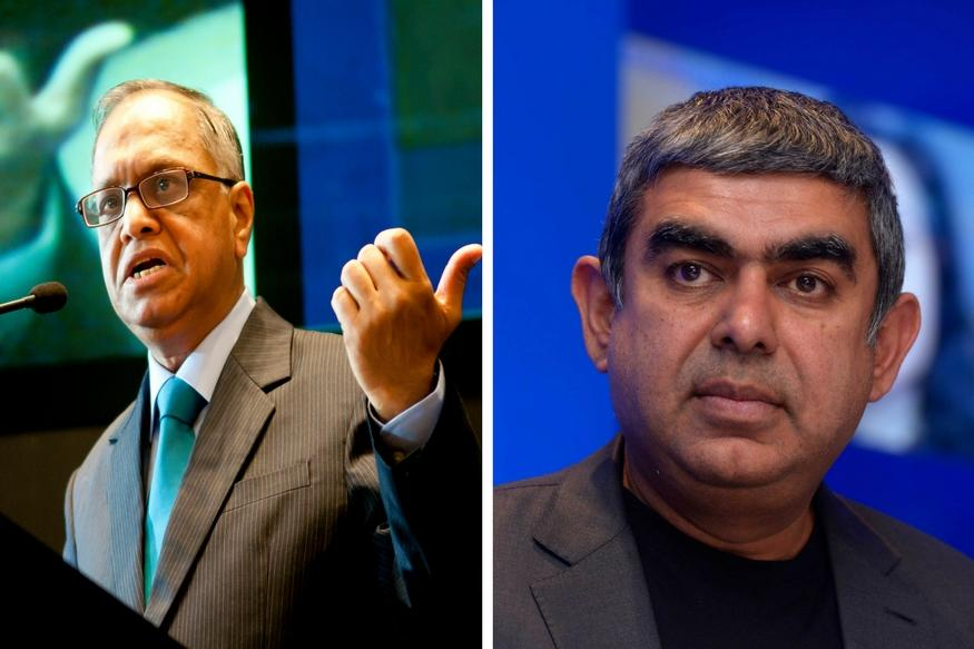 The Infosys Saga: How Narayana Murthy Finally Flipped Sikka Out of Co.