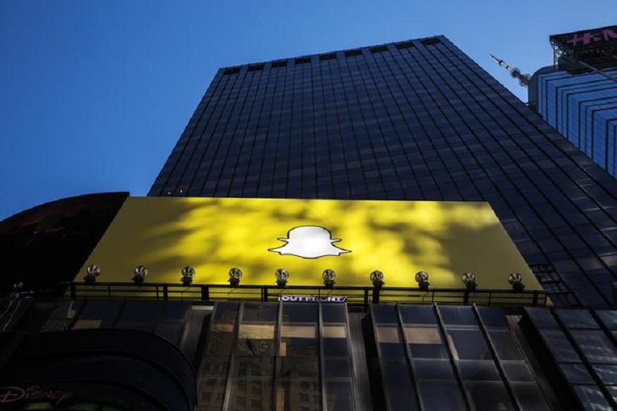 Instagram-Hit Snapchat Adds Only 7mn Users in Q2