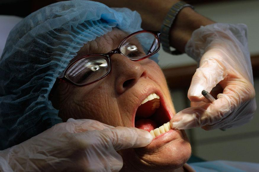 Addiction to Drugs May Cause Tooth Decay