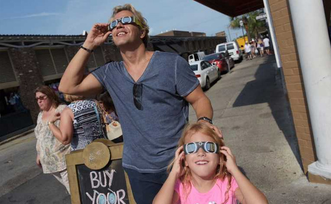 The Eclipse Capital Of The United States Is Giddy For Monday's Total Solar Eclipse
