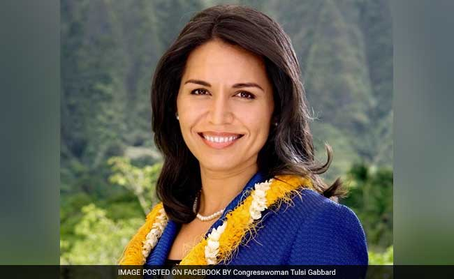 US Lawmaker Tulsi Gabbard Asks Justice Department To Investigate Hate Crimes Against Indian-Americans