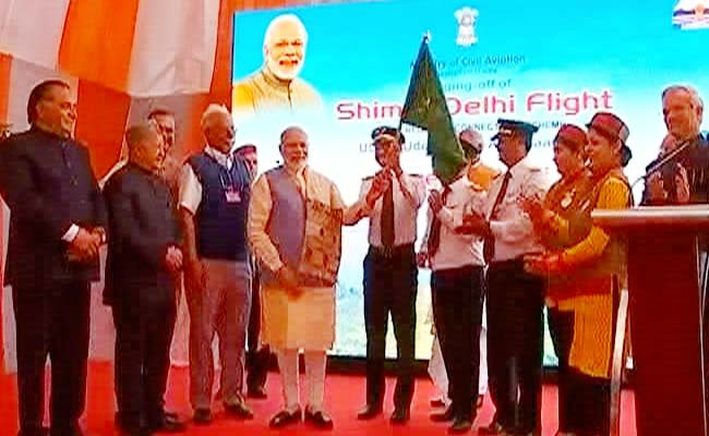 UDAN Scheme: PM Narendra Modi Launches Cheap Flights, Taking