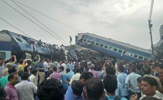 Uttar Pradesh Train Tragedy: Police To Scan Audio Clip On 'Negligence'