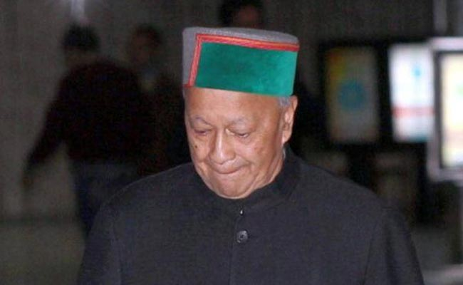 Himachal Pradesh Chief Minister Virbhadra Singh Granted Bail In Corruption Case