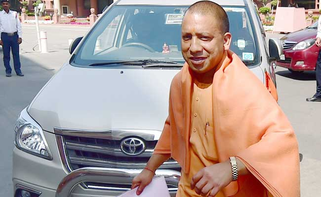 Noida Man Arrested For Posting 'Objectionable' Images Of Yogi Adityanath On Facebook